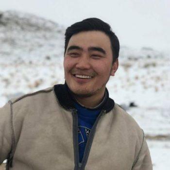 LKHAGVADORJ Bavuudorj Khomyn Talyn Takhi Field Manager and Takhi Ranger