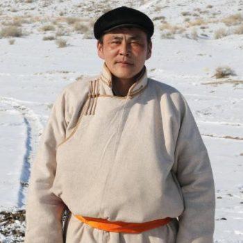 NARANGEREL Nadaldorj KTT Takhi Fence Ranger