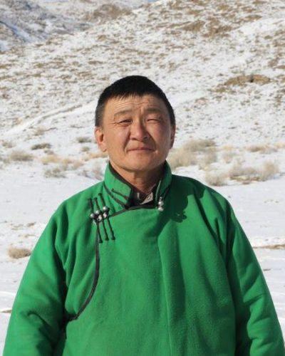 TSEND-AYUSH Tsendeg Khomyn Talyn Takhi Fence Ranger