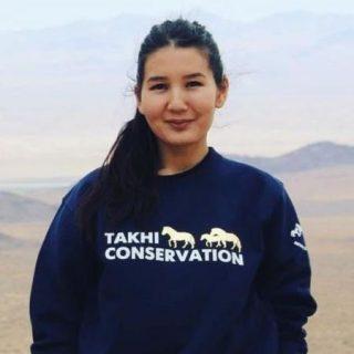 ANUDARI Batzorig Khomyn Talyn Takhi Public Outreach and Community Development Officer